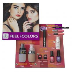 EXPOSITOR EGO FEEL THE COLORS